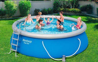 piscina fuori terra autoportante da giardino Bestway