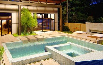 piscine autoportanti prefabbricate per giardini
