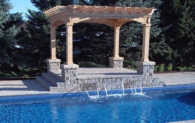 piscine in vetroresina da giardino