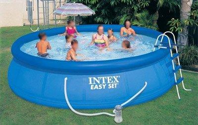 piscine Intex fuori terra Easy Set