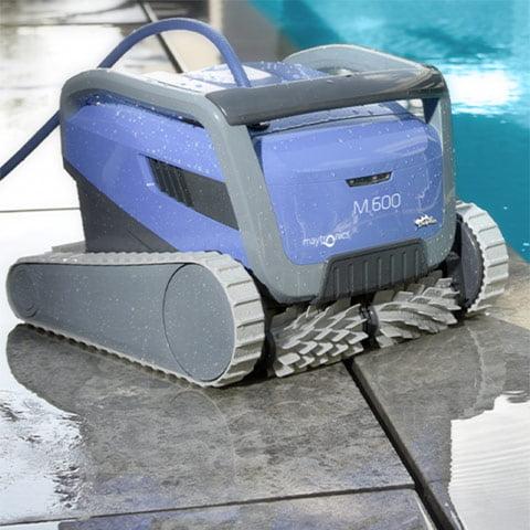 robot pulitore automatico per piscina Dolphin M600
